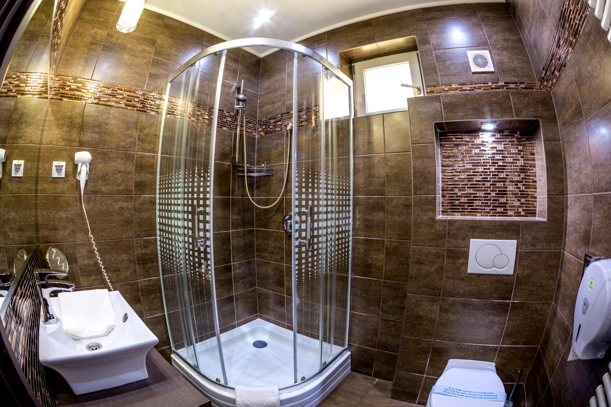 Exclusive Apartman fürdő