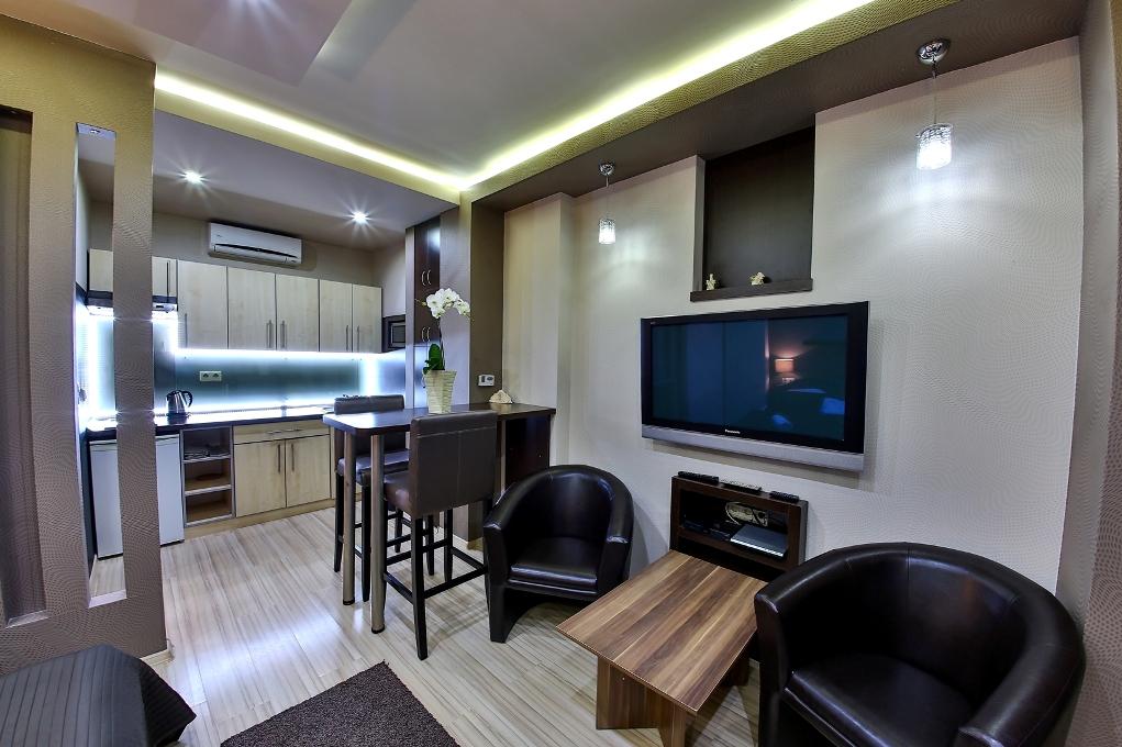 Exclusive Apartman terasszal/2