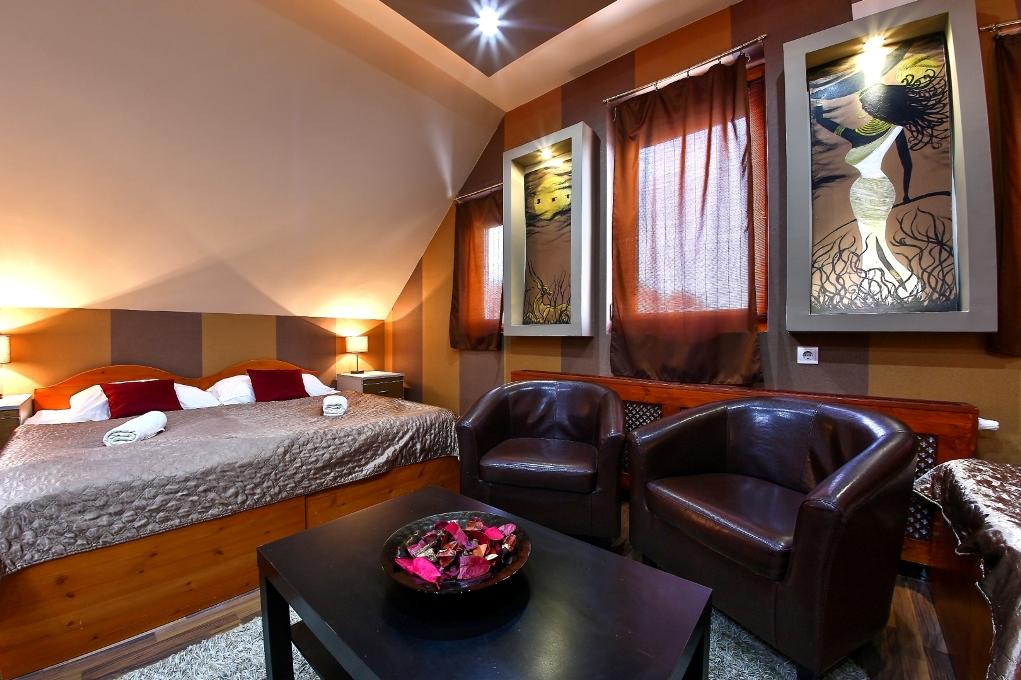 Superior 4 ágyas szoba