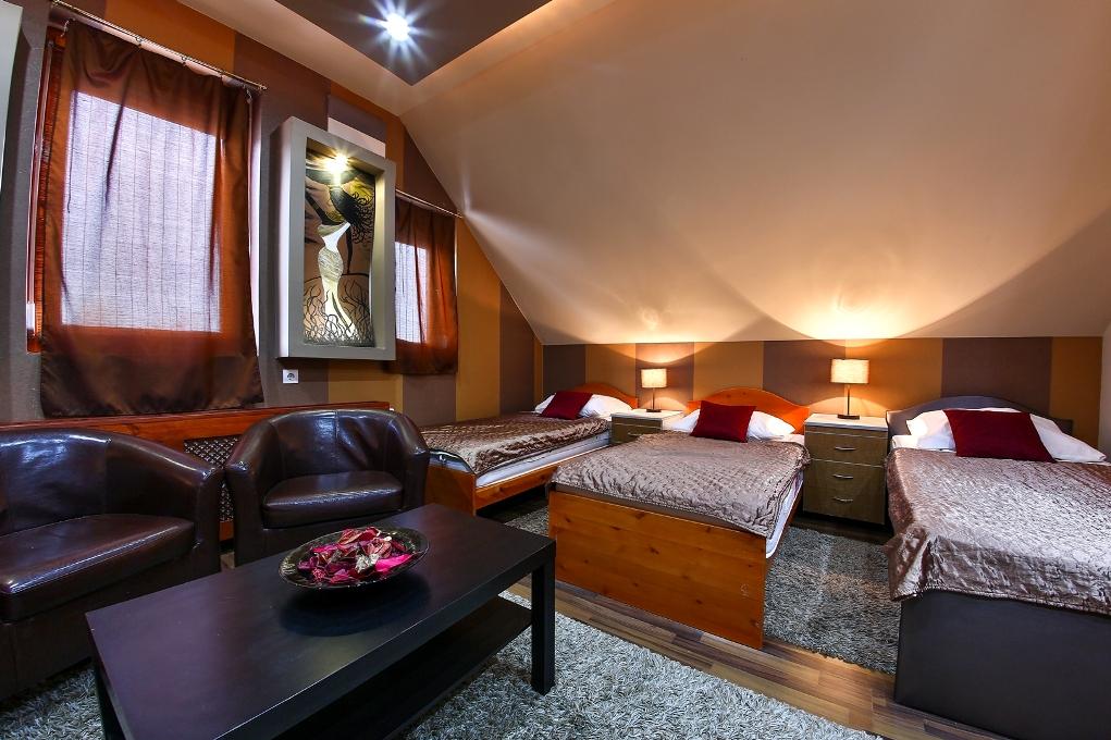 Superior 3 ágyas szoba
